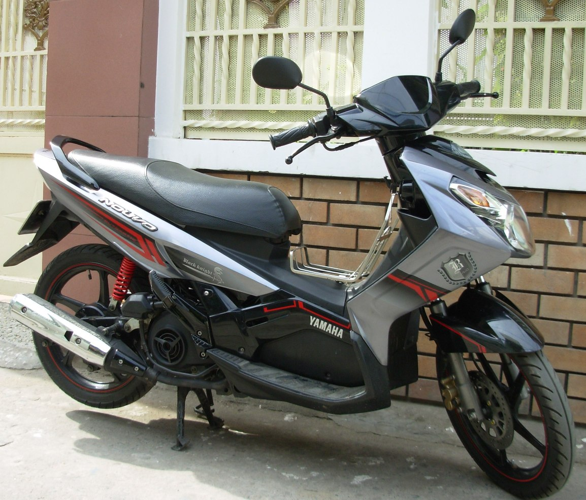 YAMAHA NOUVO III  115cc scooter - VND1,000,000/month (US$45) for long-term rental